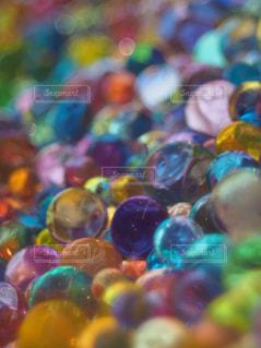 夏,カラフル,水,水滴,ガラス,キラキラ,水玉,雫,玉ボケ,祭,カラー,色,ビー玉,しずく,バブル,フォトジェニック