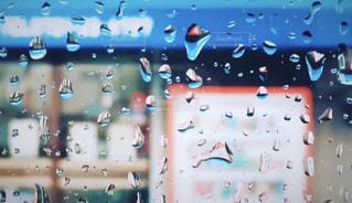水,窓,水滴,バス,水玉,店,雫,自動販売機,しずく