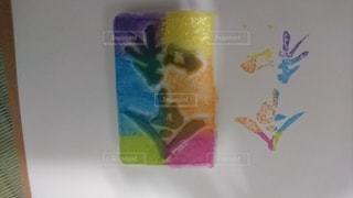 令和 消しゴムスタンプの写真・画像素材[2106287]