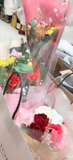 花束3つの写真・画像素材[3090975]