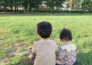 兄弟の写真・画像素材[2513783]