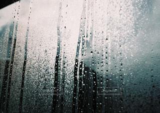 雨の眺めの写真・画像素材[2107801]