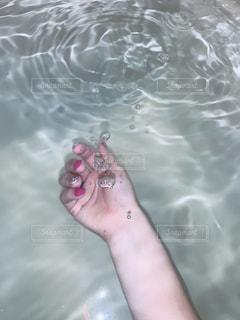 水,神秘的,水泡