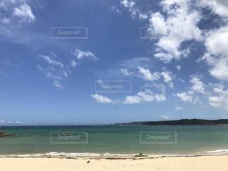 自然,風景,海,空,屋外,ビーチ,水面