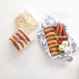 ピクニック弁当の写真・画像素材[1038537]
