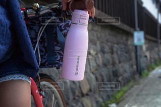 自転車,屋外,人,アンバサダー,タケヤ,タケヤフラスク,タケヤフラスクトラベラー