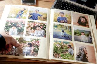 SNSポートフォリオアルバムの写真・画像素材[2668977]
