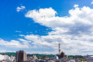 福島市の風景の写真・画像素材[3260065]