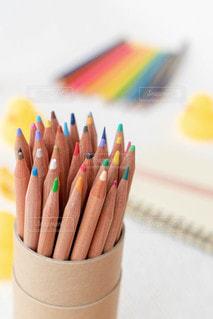 色鉛筆の写真・画像素材[2253893]