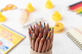色鉛筆の写真・画像素材[2253895]
