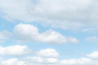 空の雲の写真・画像素材[2279353]