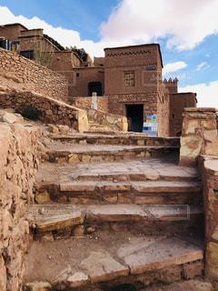 モロッコの城塞都市の写真・画像素材[2147082]