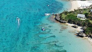 沖縄の綺麗な海の写真・画像素材[2361022]