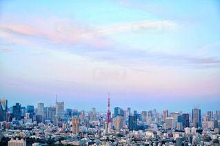 今日しかない東京タワーの景色の写真・画像素材[2272646]