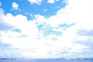 空と海の写真・画像素材[2329122]