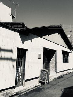カフェ,屋外,京都,窓,光,旅行,フィルム,セピア,フィルム写真,フィルムフォト