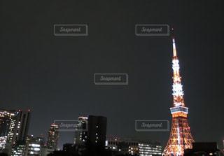 東京タワーの写真・画像素材[432633]