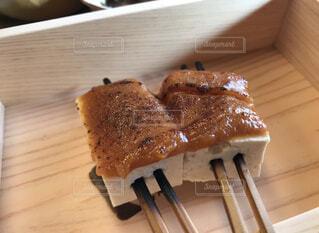 お上品な味噌田楽の写真・画像素材[3865593]