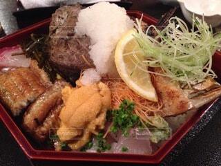 超豪華ちらし寿司!の写真・画像素材[3917016]