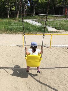 大スキな公園で!!の写真・画像素材[2146839]