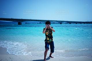 夏を先撮りの写真・画像素材[2142585]