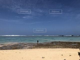 自然,海,ビーチ,晴れ,後ろ姿,子供,背中,男の子,プライベートビーチ