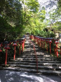 貴船神社の写真・画像素材[2147745]