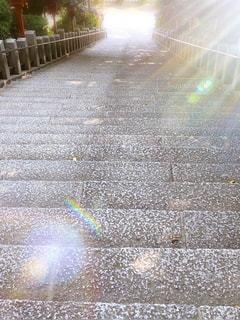 石階段の写真・画像素材[2157373]