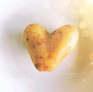 幸せのジャガイモの写真・画像素材[2267616]