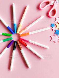 鉛筆のクローズアップの写真・画像素材[2343484]