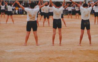 運動会の写真・画像素材[2494197]