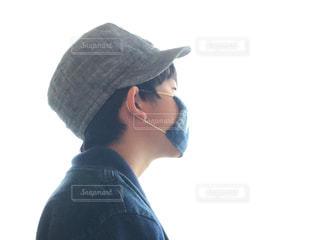 お気に入りマスクの写真・画像素材[2655127]