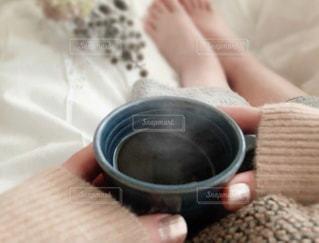 くつろぎcoffee timeの写真・画像素材[2896619]