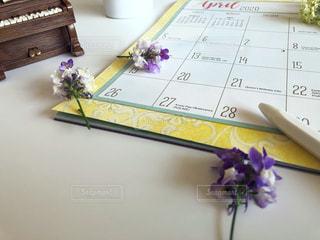 春の予定の写真・画像素材[3012079]