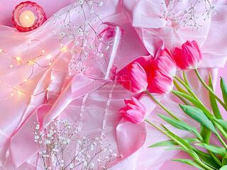 ピンクカラーの写真・画像素材[4294910]
