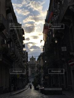 市街地の眺めの写真・画像素材[2416242]