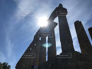 歴史の輝きの写真・画像素材[2821872]