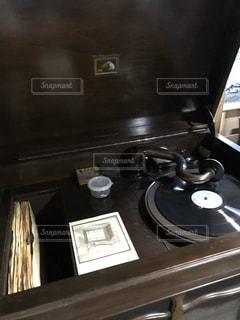 レコードの写真・画像素材[2829431]