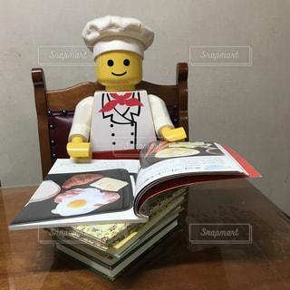 料理本の写真・画像素材[2899815]