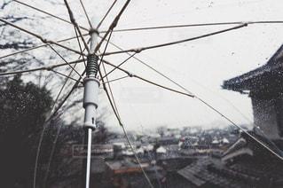 風景,空,雨,傘,屋外,景色,旅行,梅雨,天気,雨の日