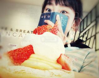 パンケーキの写真・画像素材[2253370]