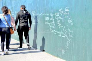 屋外,海外,アメリカ,人,黒板,お洒落,手書き,おしゃれ