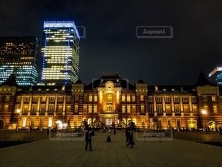 東京駅の写真・画像素材[2724878]