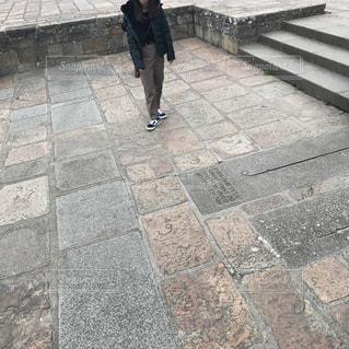階段の写真・画像素材[2160093]