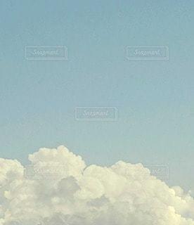 もふもふな雲の写真・画像素材[2279808]
