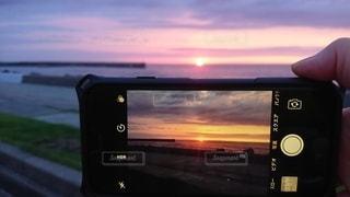 ステキな海の風景の写真・画像素材[2330183]