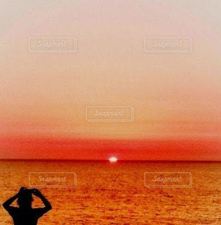 SUNSETの写真・画像素材[2618705]