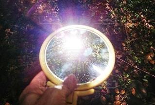 反射の写真・画像素材[2649460]