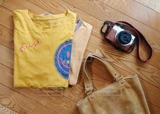 お気に入りのTシャツの写真・画像素材[2776451]