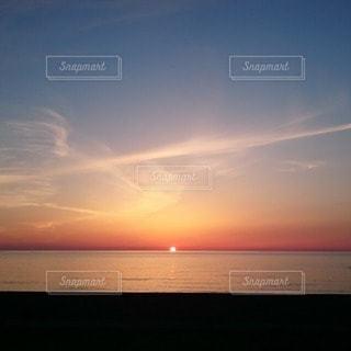 自然,海,空,屋外,太陽,砂浜,夕暮れ,水面,海岸,光,美しい,sunset,beautiful,クラウド,フォトジェニック,インスタ映え,nice view